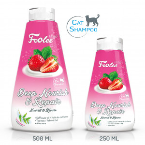 Shampooing Deep nourish & repair - Nourrit et Répare - Chat